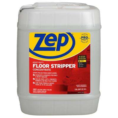 5 Gal. Heavy-Duty Floor Stripper