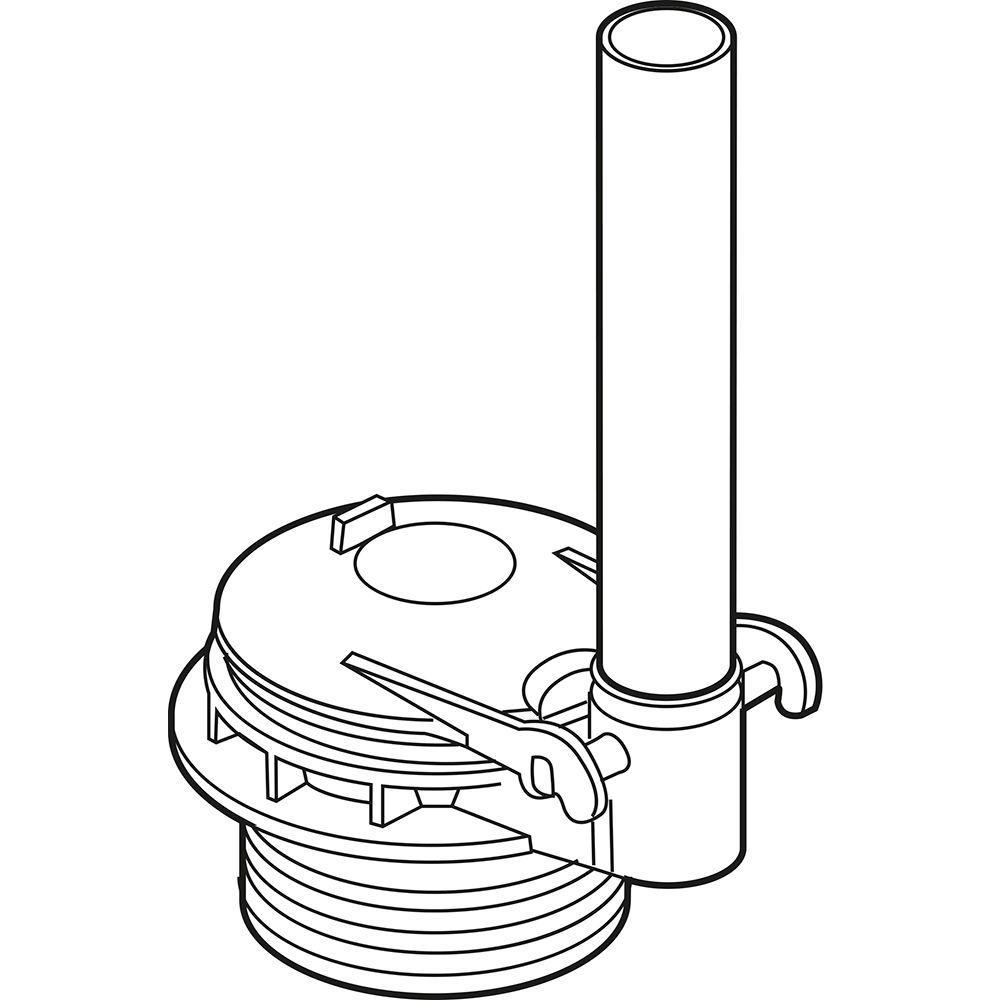 Brevard FlushIQ 3 in. Toilet Tank Flapper