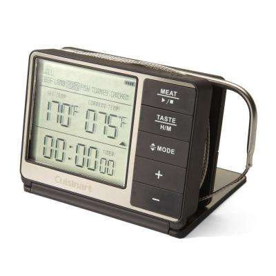 Grill Thermometer and Timer