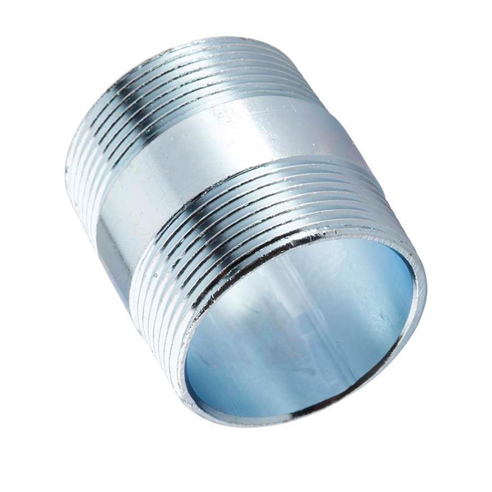 3 in. x 4 in. Steel Rigid Nipple