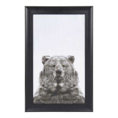 "Scoop ""Bear"" by Tai Prints Framed Wall Art"