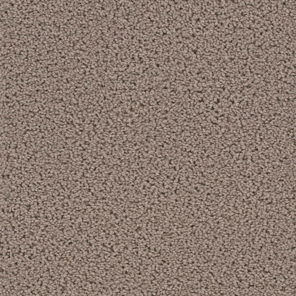 Matchless Color Cloudy Day Texture 12 Ft Carpet