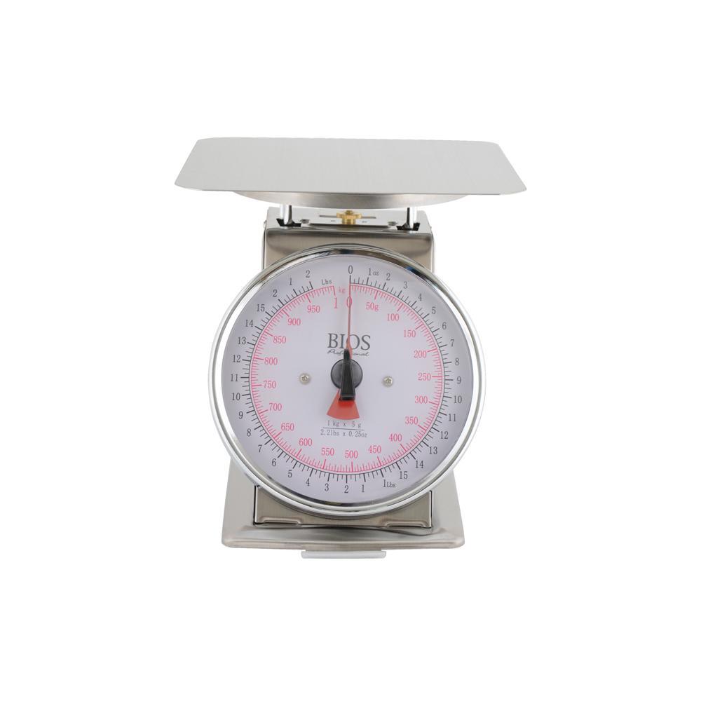 2 lbs. Bios Dial Scale