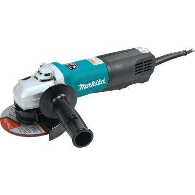13 Amp 5 in. Corded Super Joint System High-Power Paddle Switch Angle Grinder