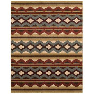 Chalet Multi 7 ft. 10 in. x 10 ft. Area Rug