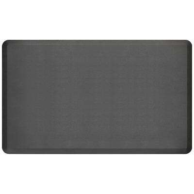 Pro Grade Brushed Midnight 36 in. x 60 in. Comfort Anti-Fatigue Mat