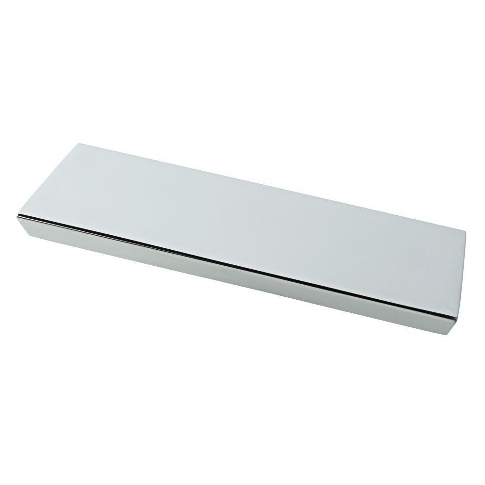 76mm Polished Chrome Drawer Pull