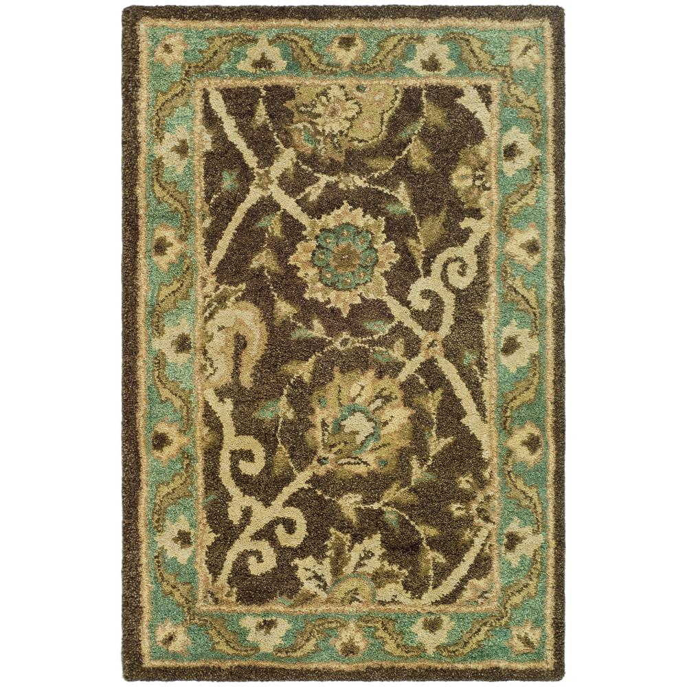 Safavieh Antiquity Brown/Green 2 ft. x 3 ft. Area Rug