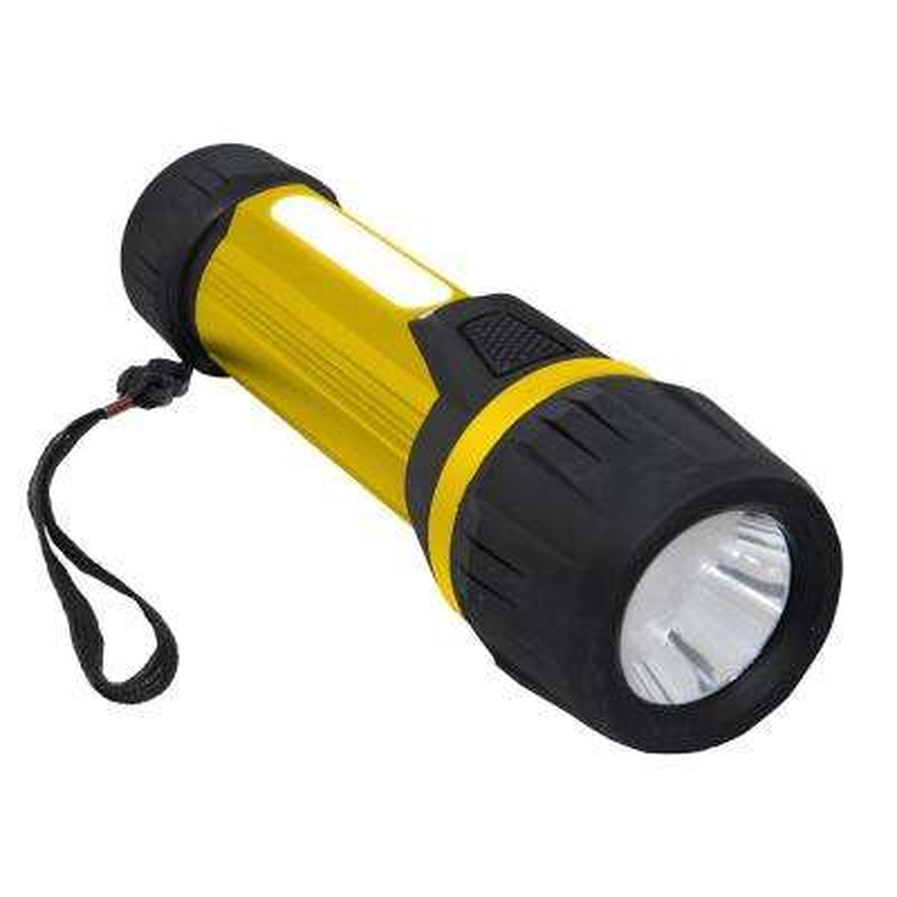 The Bull Flashlight in Yellow