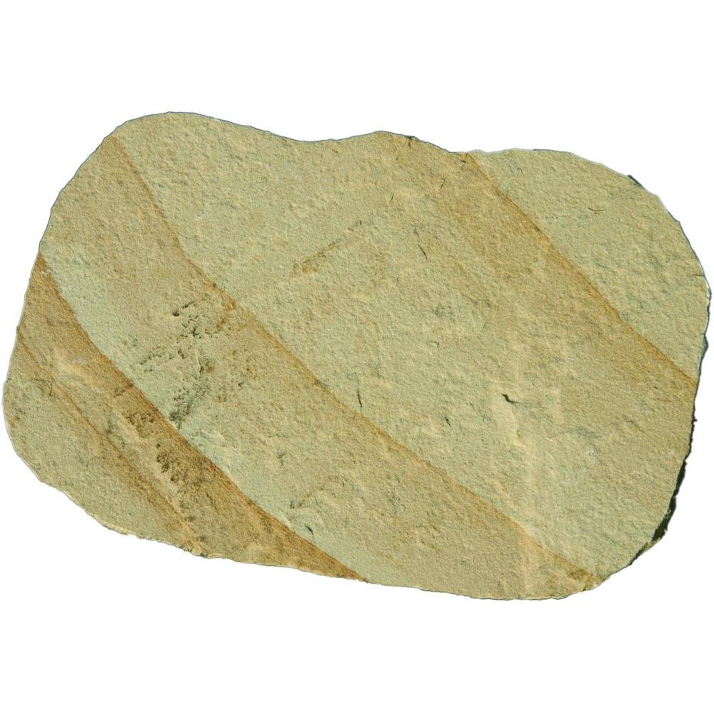 MS International Rustic Canyon Natural Sandstone Step Stone