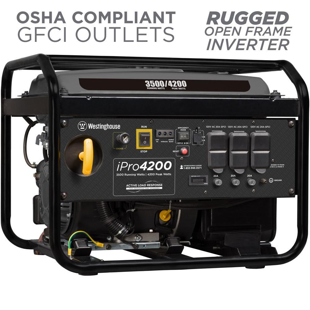 Champion Power Equipment Dh Series 4000 Watt Gasoline