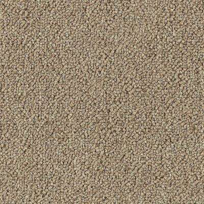Carpet Sample - Top Rail 20 - Color Sea Serpent Loop 8 in. x 8 in.
