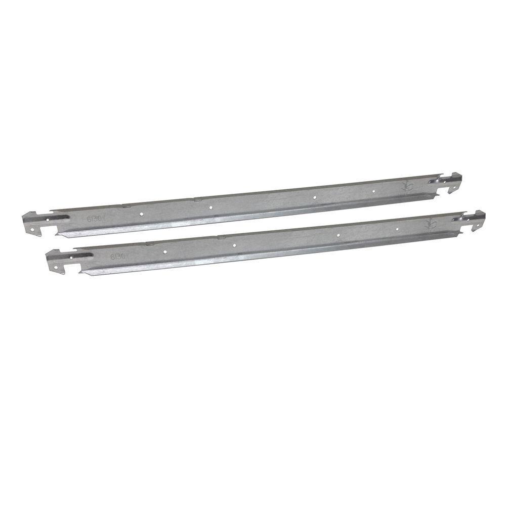 Recessed Lighting Accessory, Metal Pro-Optic T-Bar Hanger Bars