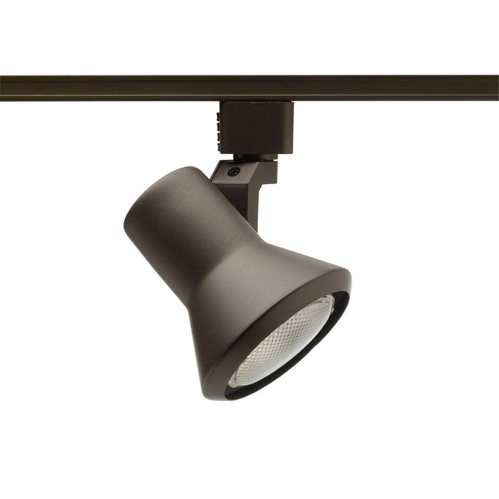 50-Watt Flare Bronze Track Lighting