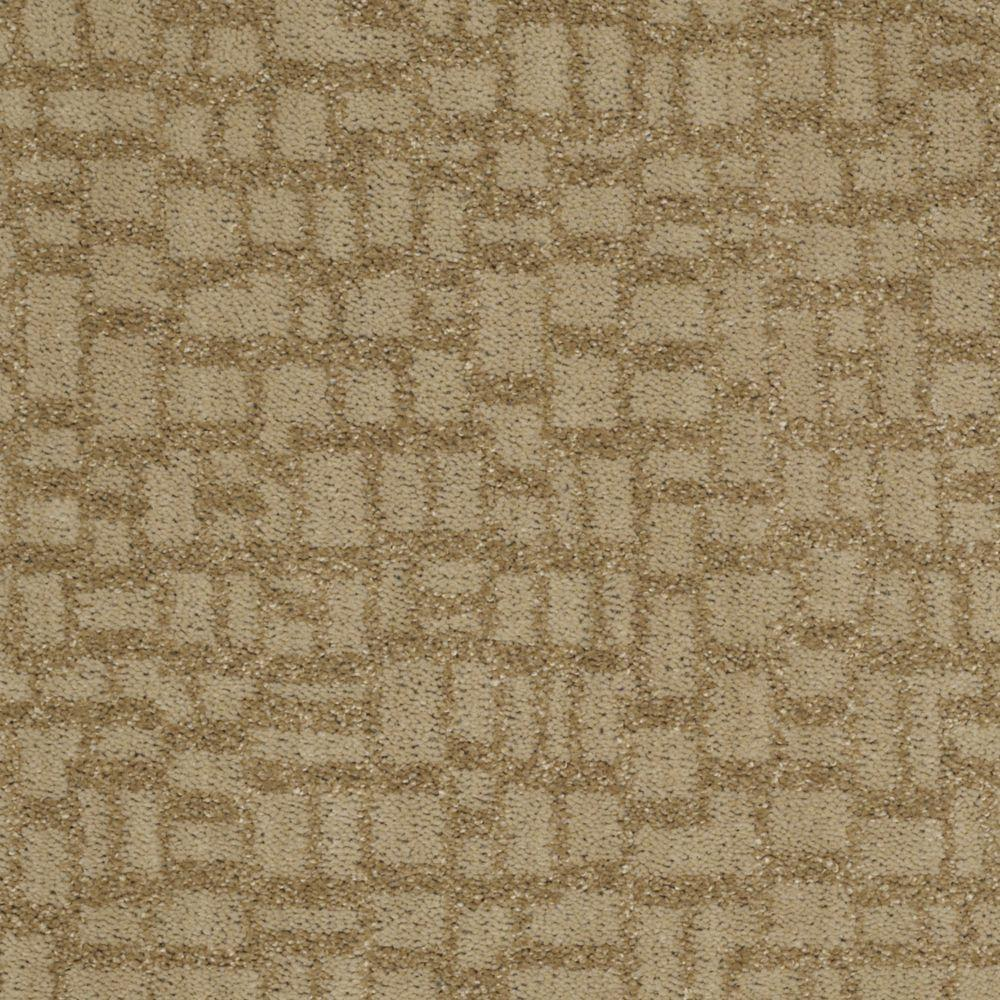 Martha Stewart Living Mount Brayburn - Color Clove 6 in. x 9 in. Take Home Carpet Sample-DISCONTINUED
