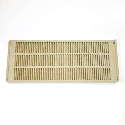 Louvered Side Assembly for 10/12 DD and 10/12 SD
