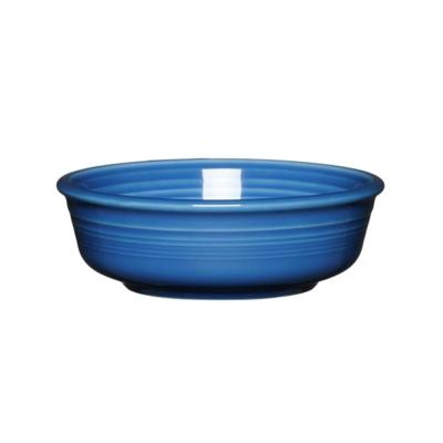 5-3/8 in. 15oz. Lapis Ceramic Small Bowl