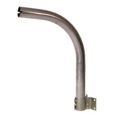 Aluminum Area Light Mounting Arm