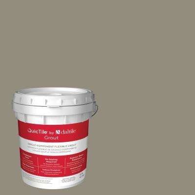 QuicTile D198 Stone 9 lb. Pre-Mixed Urethane Grout