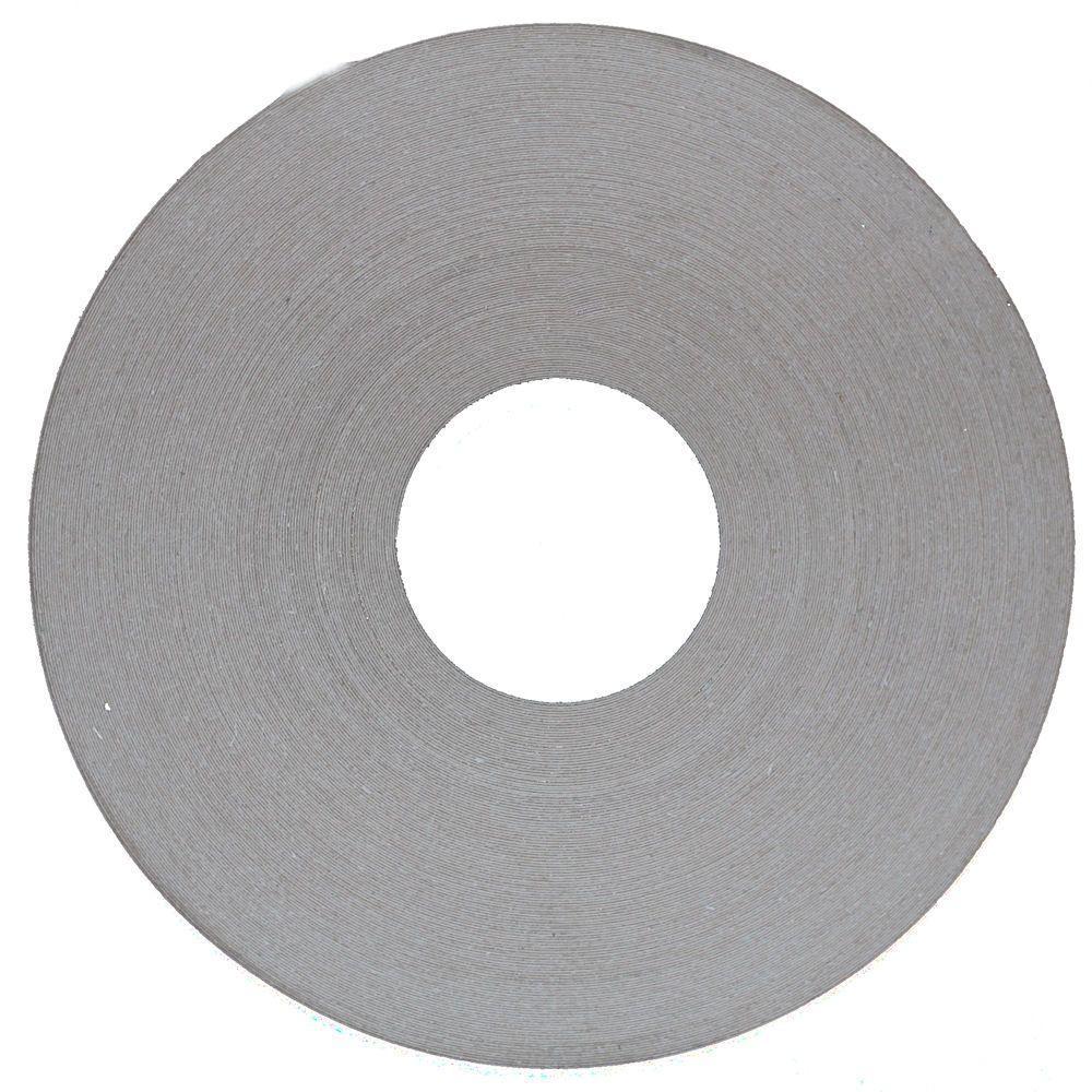 13/16 in. x 250 ft. White Melamine Edgebanding with Hot Melt Adhesive