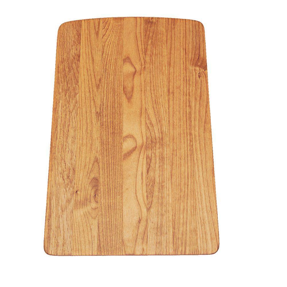 Blanco Wood Cutting Board for Diamond Single Bowl Kitchen Sink by Blanco
