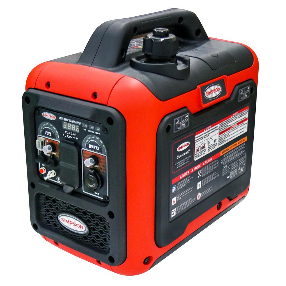 PowerShot SIG2218 Portable 1800W/2200W Inverter Generator