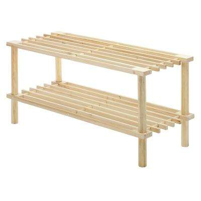 24.75 in. x 11.50 in. Wood Shelves