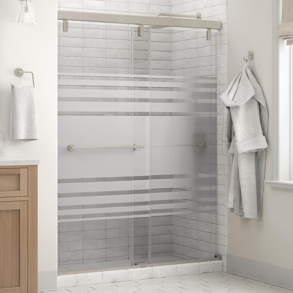 soft close - shower doors - showers - the home depot