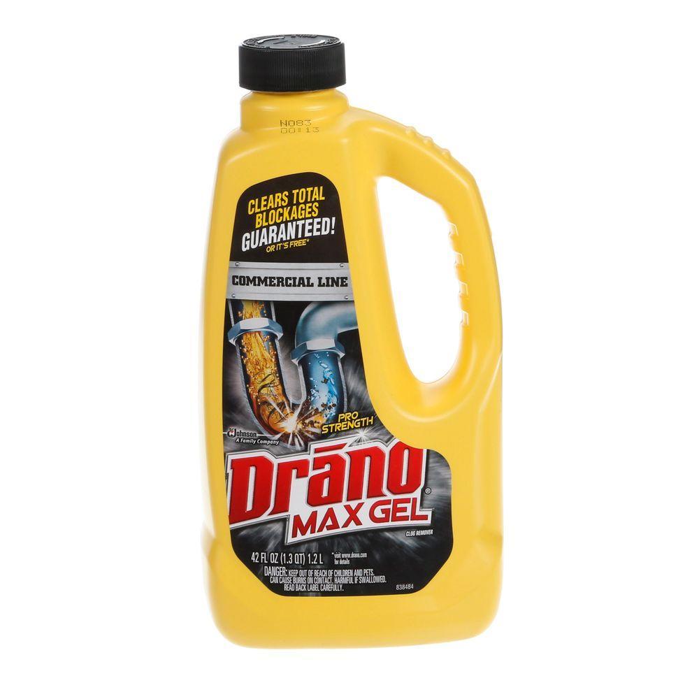 Drano 42 oz. Drain Max Gel Clog Remover