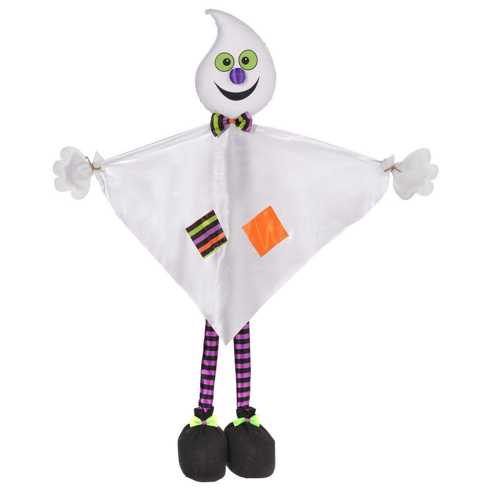 Amscan 36 in. Large Halloween Standing Ghost Prop