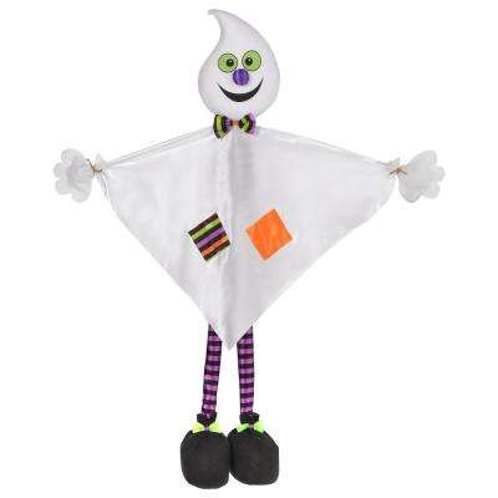 36 in. Large Halloween Standing Ghost Prop