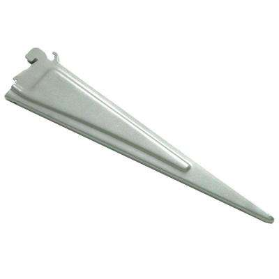 ShelfTrack 12 in. x 0.5 in. Nickel Bracket
