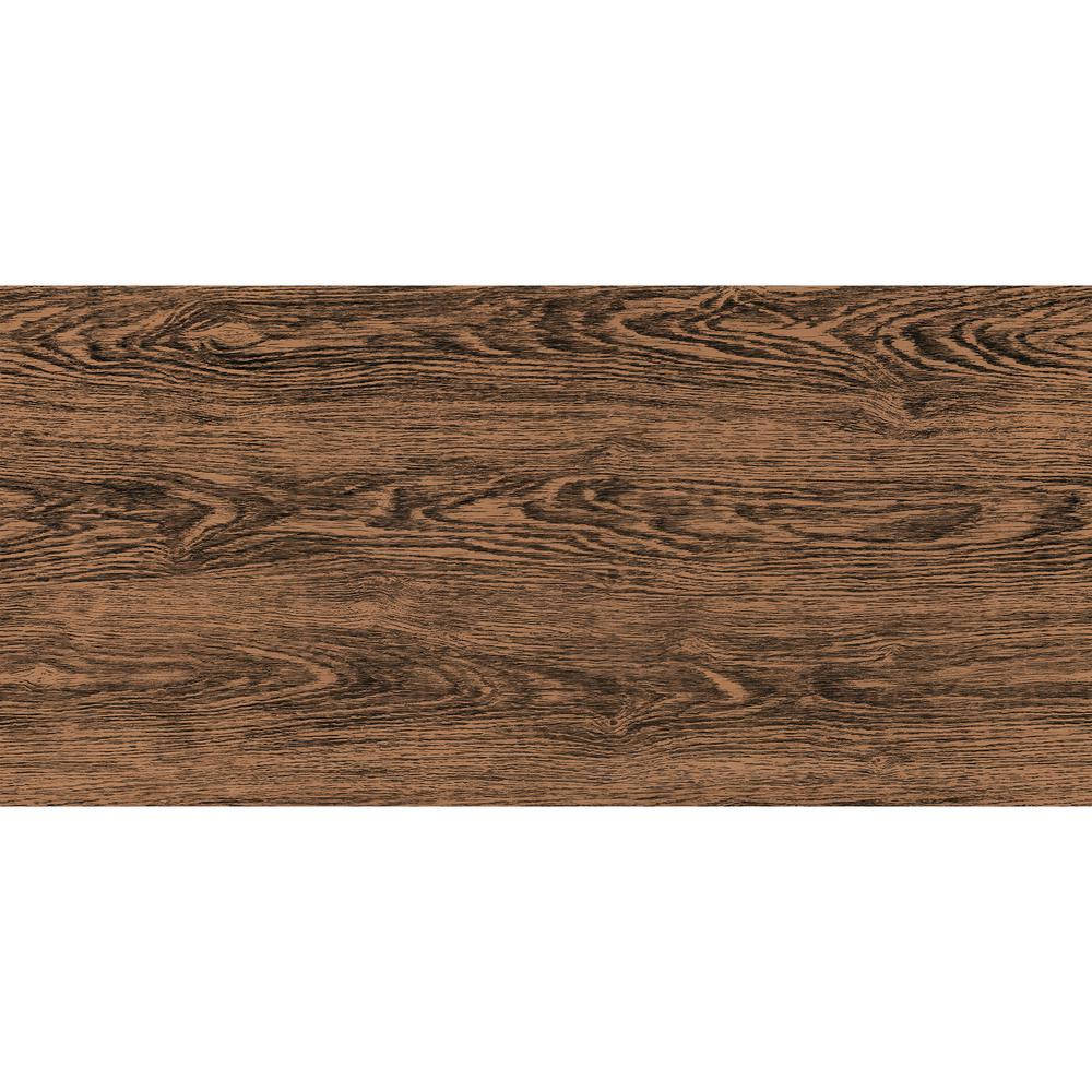 Oak Troncais Faux Materials Adhesive Film (Set of 2)