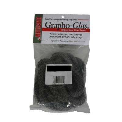 64 in. x 7/8 in. Graphoglas Gasket Rope
