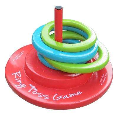 Floating Foam Ring Toss Game Pool Toy