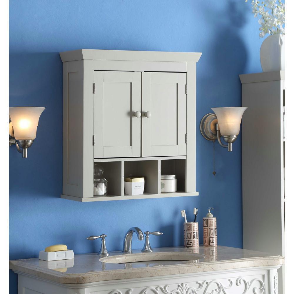 w wall cabinet in vanilla cappuccino