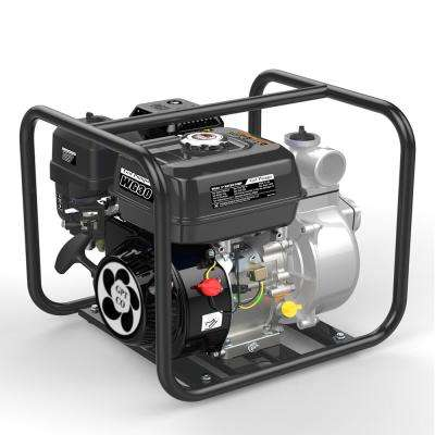 6 HP Gas Powered Water Pump