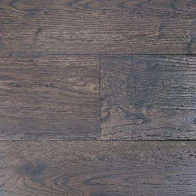 Stonehenge Oak 3/8 in. Thick x 6-1/2 in. Wide x 47.64 in. Length Engineered Click Hardwood Flooring (23.64 sq. ft./case)