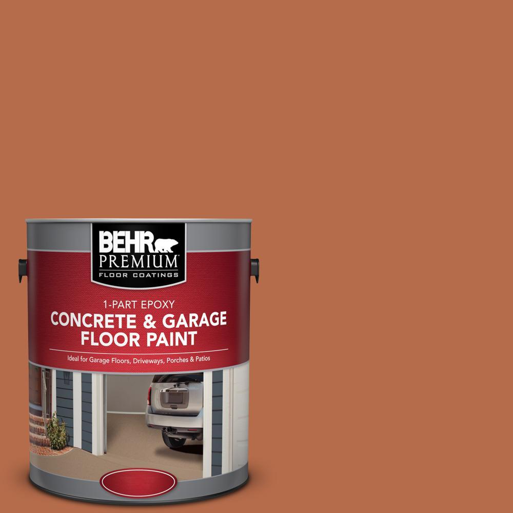 1 gal. #M210-7 Thanksgiving 1-Part Epoxy Concrete and Garage Floor Paint