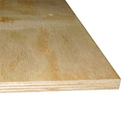Sande Plywood (Common: 3/4 in. x 2 ft. x 4 ft.; Actual: 0.709 in. x 23.75 in. x 47.75 in.)