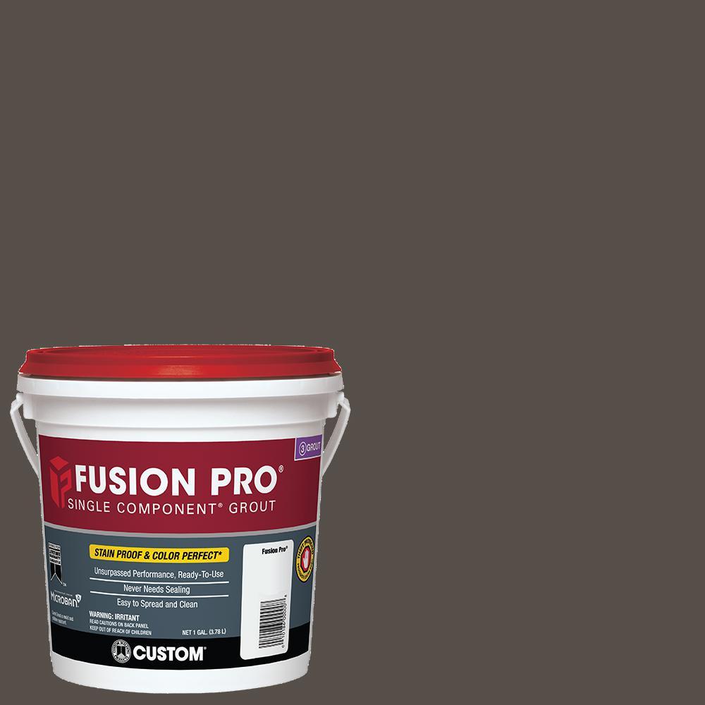 Custom Building Products Fusion Pro #540 Truffle 1 Gal. Single ...