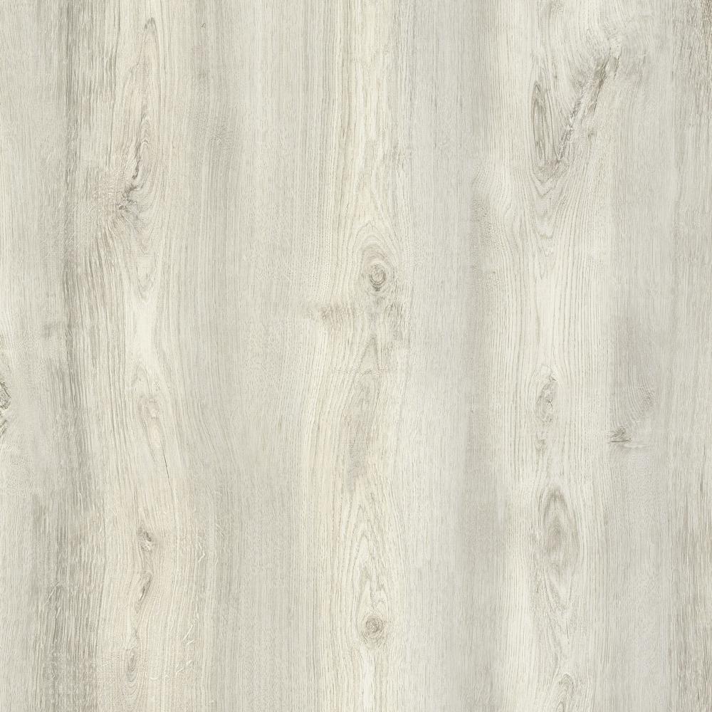 Chiffon Lace Oak 8.7 in. x 47.6 in. Luxury Vinyl Plank