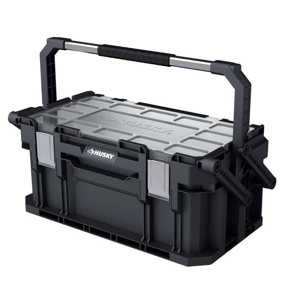 Husky 22 in. Connect Cantilever Tool Box