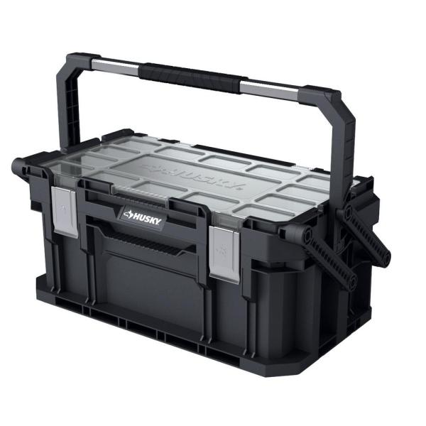 22 in. Connect Cantilever Portable Tool Box