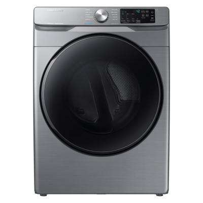 7.5 cu. ft. Platinum Gas Dryer with Steam