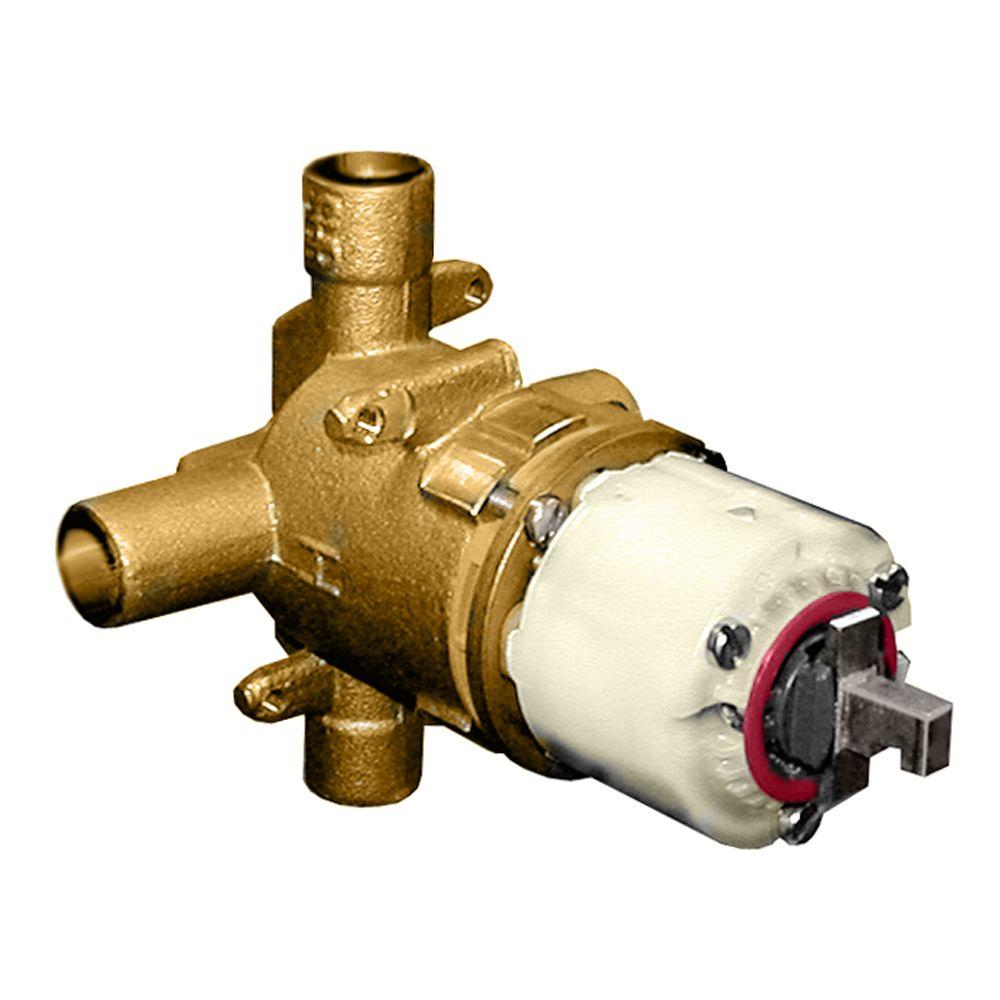 null Pressure Balance Rough Volume Control Valve Body