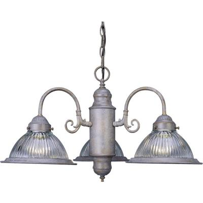 Roth 3-Light Prairie Rock Interior Chandelier