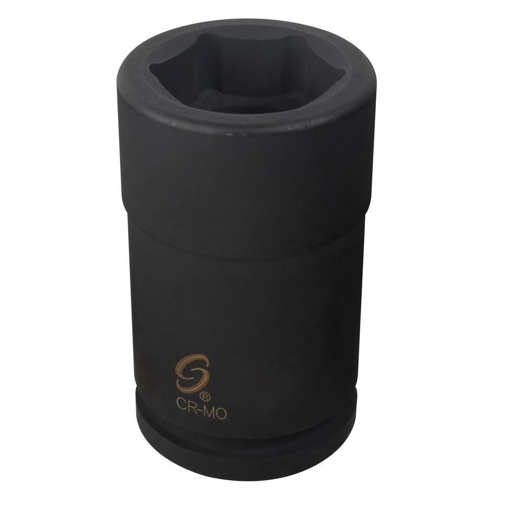 41 mm X 21 mm 3/4D Budd Wheel Socket Impact HEX DP