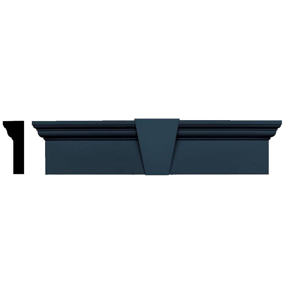 3-3/4 in. x 9 in. x 43-5/8 in. Composite Flat Panel