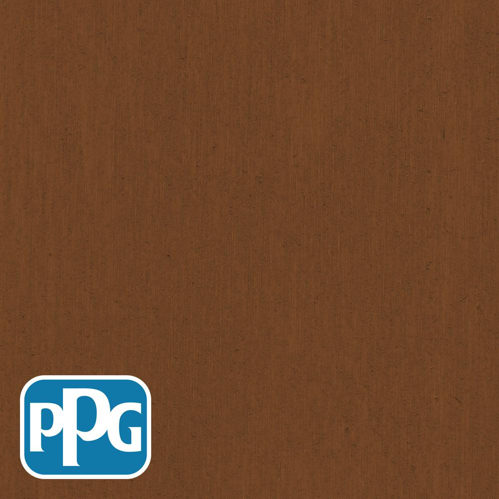 PPG TIMELESS 3 gal. TSS-13 Timberline Semi-Solid Penetrating Oil Exterior Wood Stain